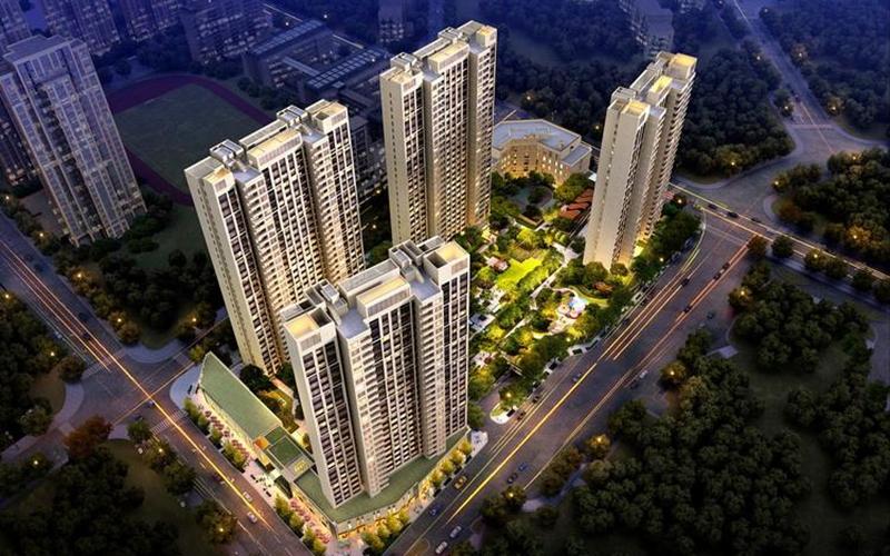 上海瑞虹新城