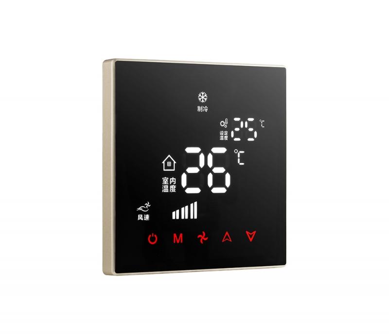 如何正确使用空调智能开关面板?
